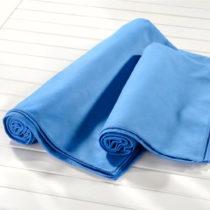 Blancheporte Uterák z mikrovlákna, fialová modrá 50x100cm