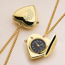 """Blancheporte Prívesok s hodinkami """"Srdce"""""""