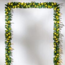 Blancheporte LED - jedľová girlanda