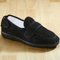 """Blancheporte Pohodlná obuv """"Meran"""", hnedá čierna 38"""