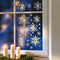 """Blancheporte 20 obrázkov na okno """"Hviezdna obloha"""""""