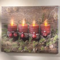 """Blancheporte LED obraz """"Adventný čas"""""""
