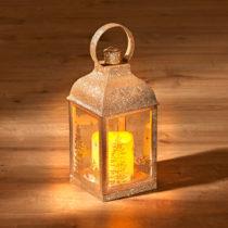 Blancheporte LED lampáš, zlatá farba zlatá farba