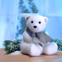 Blancheporte Dekoratívny ľadový medveď
