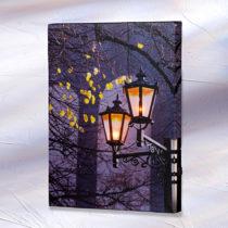 """Blancheporte LED obraz """"Pouličné lampy"""""""