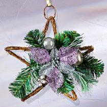 Blancheporte Vianočná hviezda, pastelová pastelová