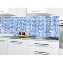 """Blancheporte Ochranná fólia """"Mozaika"""", modrá modrá"""