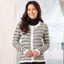 """Blancheporte Pletený sveter """"Alena"""" M"""