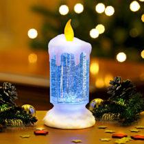 Blancheporte LED svieca, trblietavá