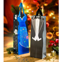 "Blancheporte 2 darčekové tašky ""Pán a dáma"""
