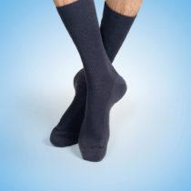 Blancheporte 5 párov pánskych zdravotných ponožiek, veľ. 39-42 39-42