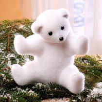 """Magnet 3Pagen Ľadový medveď """"Nezbedník"""" 15cm"""