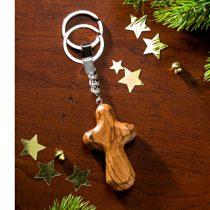 Magnet 3Pagen Kríž z olivového dreva