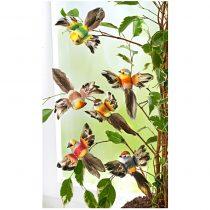 Magnet 3Pagen 6 dekoratívnych vtáčikov