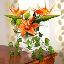 Magnet 3Pagen Strelícia v kvetinovej čaši