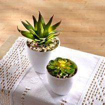 Magnet 3Pagen B. Kaktus v kvetináči pr. 10cm