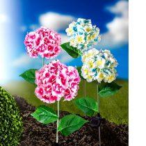 "Magnet 3Pagen Solárny kvet ""Hortenzia"", ružová"