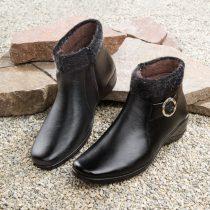 Magnet 3Pagen Členková obuv čierna 37
