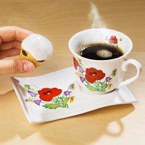 Magnet 3Pagen Šálka s podšálkou na kávu