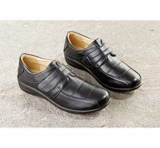 Magnet 3Pagen Pohodlná obuv čierna 40