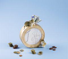 Magnet 3Pagen Pokladnička Euro