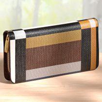 Magnet 3Pagen Dlhá peňaženka, kockovaná