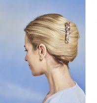 """Magnet 3Pagen Spona do vlasov """"Glamour"""", bronzová"""