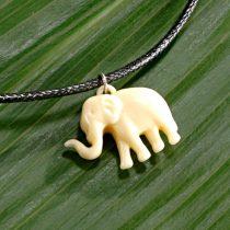 Magnet 3Pagen Náhrdelník so slonom délka 50cm