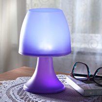 Magnet 3Pagen LED lampička, fialová