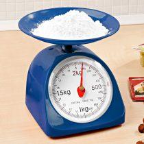 Magnet 3Pagen Kuchynská váha, tmavomodrá