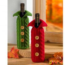 Magnet 3Pagen Obal na fľašu, zelená