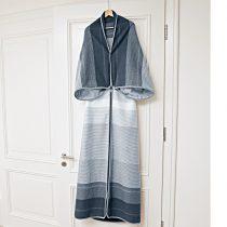 Magnet 3Pagen Domáci kabát 2 v 1, sivá