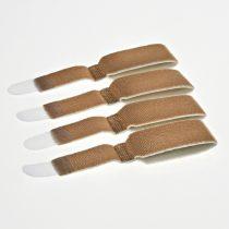 Magnet 3Pagen 4-dielna súprava bandáží na kladivkové prsty