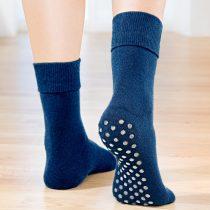 Magnet 3Pagen 1 pár protišmykových ponožiek, tmavomodrá