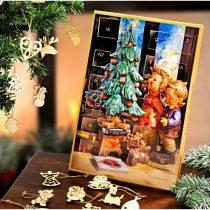 Magnet 3Pagen Adventný kalendár Hummel