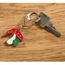"""Magnet 3Pagen Prívesok na kľúče """"Šťastná huba"""""""
