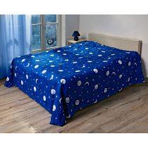 """Magnet 3Pagen Prikrývka na posteľ """"Planéty"""" 250x250cm"""