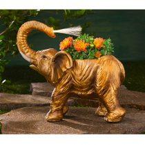 Magnet 3Pagen Solárny kvetinový slon