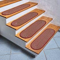 Magnet 3Pagen 2 schodové nášľapy, bordó
