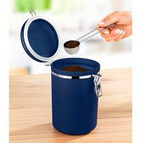 Magnet 3Pagen Dóza na kávu, modrá