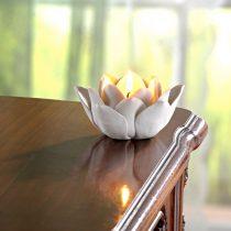 "Magnet 3Pagen 1 svietnik na čajovú sviečku ""Kvet"""