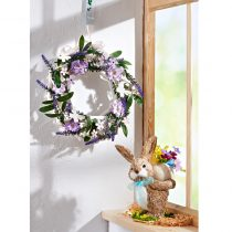 Magnet 3Pagen Kvetinový veniec šeříková