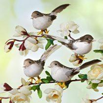 """Magnet 3Pagen 4 dekorácie """"Vtáčiky"""""""