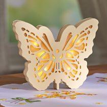 Magnet 3Pagen LED motýľ