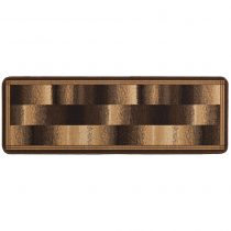 Magnet 3Pagen Koberec hnedá/béžová 50x150cm