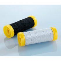 Magnet 3Pagen 2-dielna súprava elastických nití čierna+biela 2ks