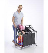 Magnet 3Pagen Triediaci vozík na bielizeň