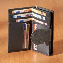 Magnet 3Pagen Peňaženka sivá