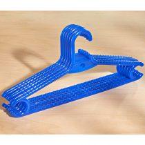 Magnet 3Pagen 6 ramienok na šaty modrá