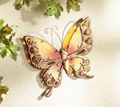 Magnet 3Pagen Dekoračný motýľ 25 cm
